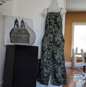 Old Navy Pants - Old Navy Linen Jumpsuit